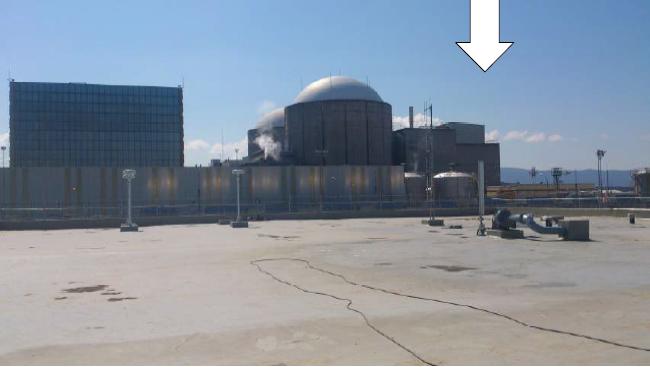 CENTRAL NUCLEAR DE ALMARAZ (CACERES) ELECTRIFICACION
