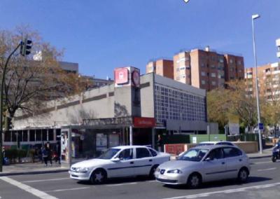 ESTACION SAN BERNARDO ADIF (SEVILLA)