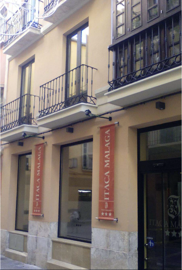 HOTEL ITACA MALAGA