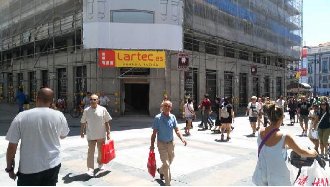 LOCAL Nº 5 Y N11 EN PUERTA DEL SOL DE MADRID