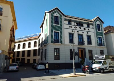 Hotel Casa del Trigo Santafe
