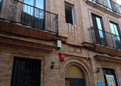 Rehabilitacion Edificio Calle Don Remondo Sevilla